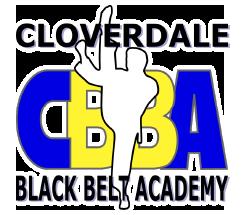 Cloverdale Black Belt Academy Logo