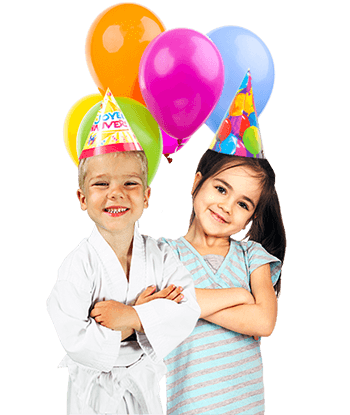 Martial Arts Cloverdale Black Belt Academy - Birthday Parties