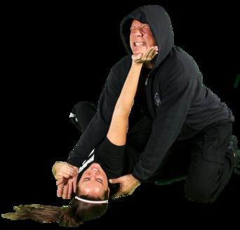 Cloverdale Black Belt Academy self-defence krav