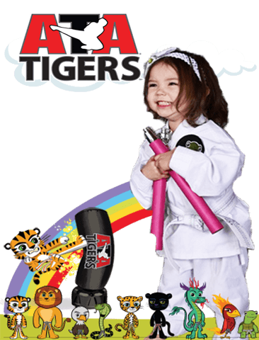 ATA Martial Arts Cloverdale Black Belt Academy - ATA Tigers