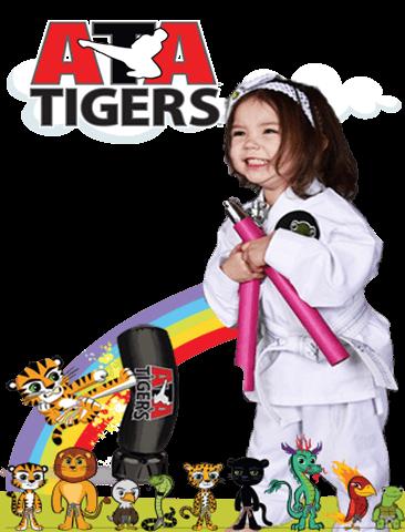 ATA Martial Arts Cloverdale Black Belt Academy - ATA Tigers